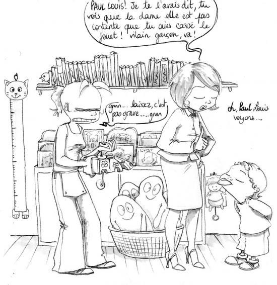 Vilain garçon